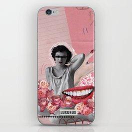 Luxure iPhone Skin