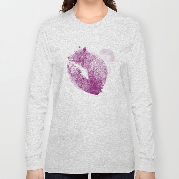 Bear your Heart Long Sleeve T-shirt