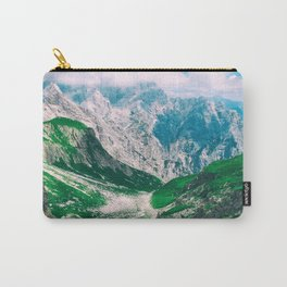 Sicily Italy Moutains Carry-All Pouch