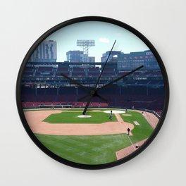 Fenway Boston Stadium Wall Clock
