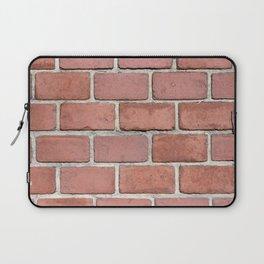 Colonial Brick Sidewalk Texture Laptop Sleeve
