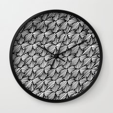 Zentangle Paradox  Wall Clock