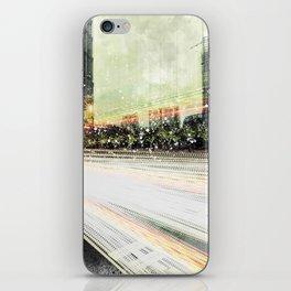 Tokyo Lights iPhone Skin