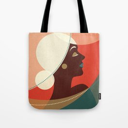 Venn Deco (Part II) Tote Bag