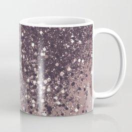 Sparkling Mauve Lady Glitter #3 #shiny #decor #art #society6 Coffee Mug