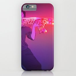 Photonic Cat Gun (Reworked from 2018 version) iPhone Case