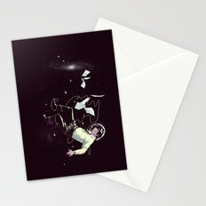The big drop Stationery Cards
