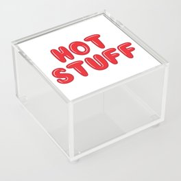 So Hot Stuff Acrylic Box