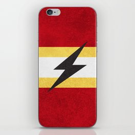 Flash of Color iPhone Skin