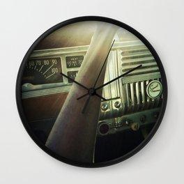 Car, Kingman AZ car lot Wall Clock