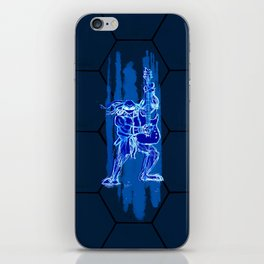 TMNT Rock: Leo iPhone Skin