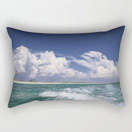 Emerald Coast  Rectangular Pillow