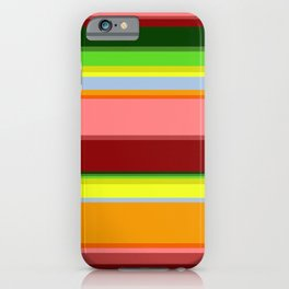 Mexican Blanket #1 iPhone Case