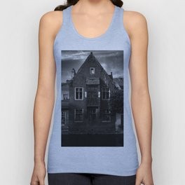 shot on iphone .. canal house Unisex Tank Top