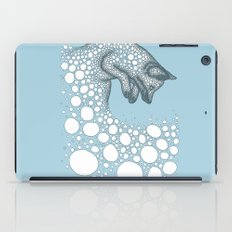 Jumping fox iPad Case