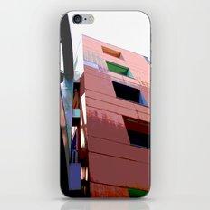 Blocks iPhone & iPod Skin