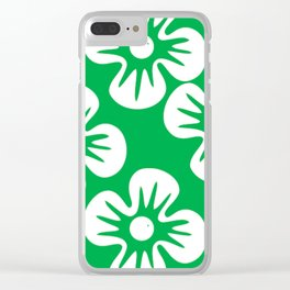 Hula series Clear iPhone Case