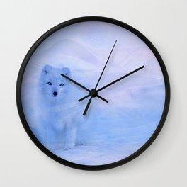 Iceland Dream Wall Clock