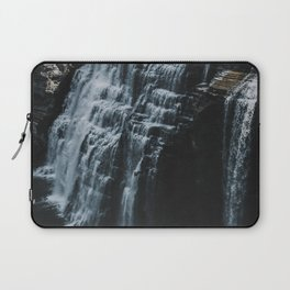 Middle Letchworth Falls Laptop Sleeve