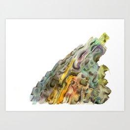 Landmark #11: Teslaeryl Art Print