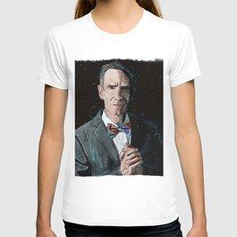 """""""The Science Guy"""" Digital, 2018. Original Digital Watercolor Painting, Bill Nye T-shirt"""