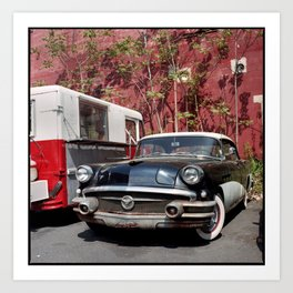 1956 Buick Special, Connecticut, 2012 Art Print