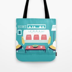 :::Minimal living room::: Tote Bag