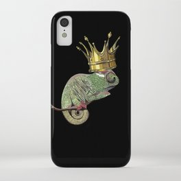 Chameleon Monarchy iPhone Case