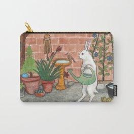 Rabbit's Garden Carry-All Pouch