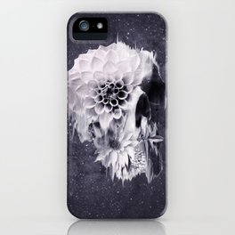 Decay Skull iPhone Case