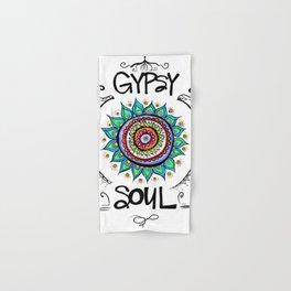 Gypsy Soul Hand & Bath Towel