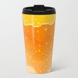 Candycorn Galaxy Travel Mug