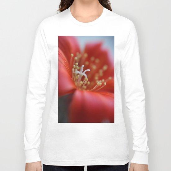 Cacti Flower Long Sleeve T-shirt