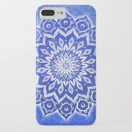 okshirahm, blue crystal iPhone Case