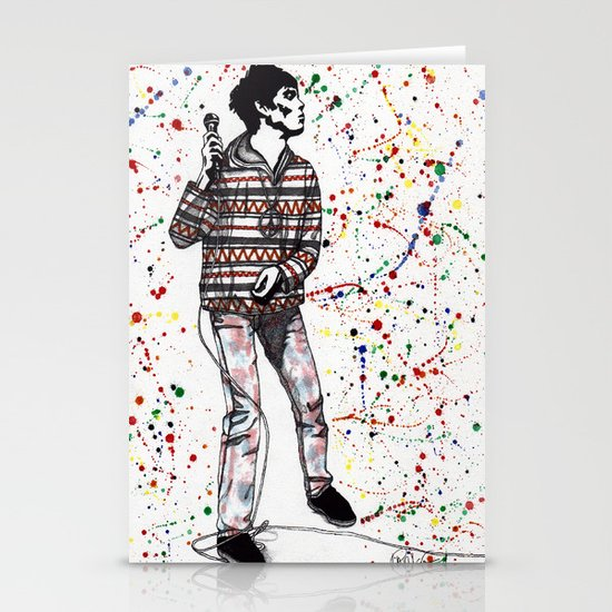 TWISTERELLA - Stoned Stationery Cards