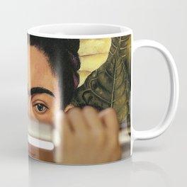 Kill Bill's O-Ren Ishii & Self Portrait Coffee Mug