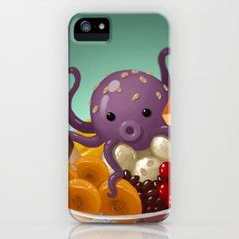 Halo Haloctopus iPhone Case