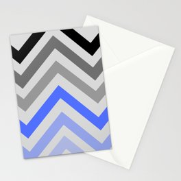 zig ag pattern Stationery Cards
