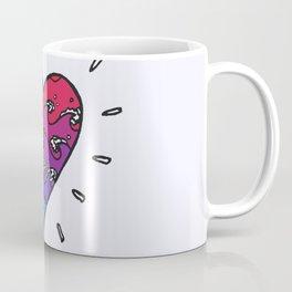 my heart's an autoclave Coffee Mug