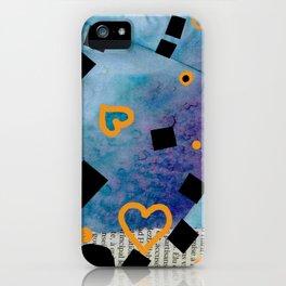 Quadratum 02 bis iPhone Case