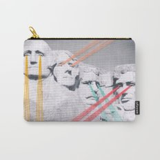 Embroidered Mt. Rushmore Carry-All Pouch
