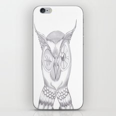 Mr. Wink The Owl iPhone & iPod Skin