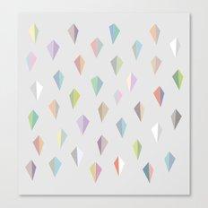 Nordic Combination 9 Canvas Print
