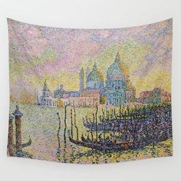 Grand Canal (Venice) - Paul Signac Wall Tapestry