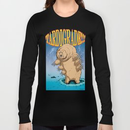 Tardigrade!! Long Sleeve T-shirt