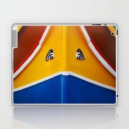 Maltese Boat - Luzzu Colours  Laptop & iPad Skin