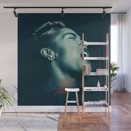 Billie / The great Billie Holiday Wall Mural