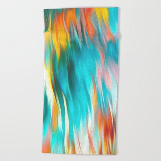 Chioma Lee Beach Towel