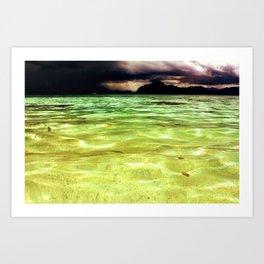 Palawan I Art Print