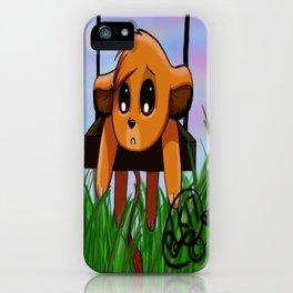Chibi Simba iPhone Case